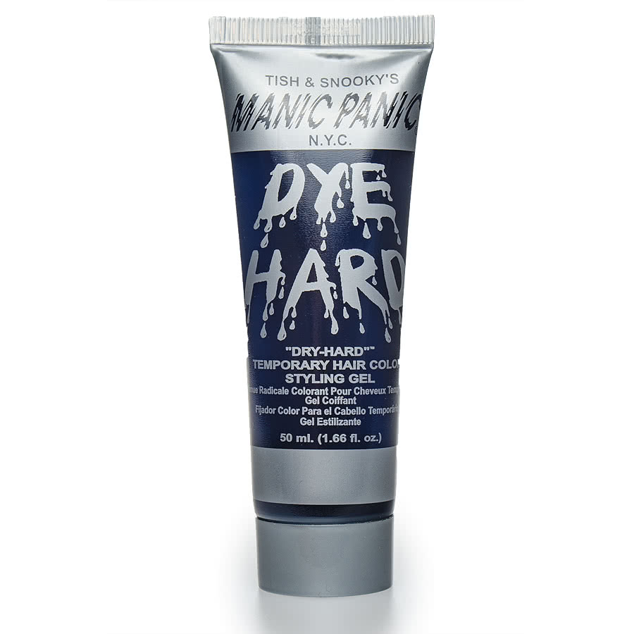 Manic Panic Dye Hard Colour Styling Gel (Raven)