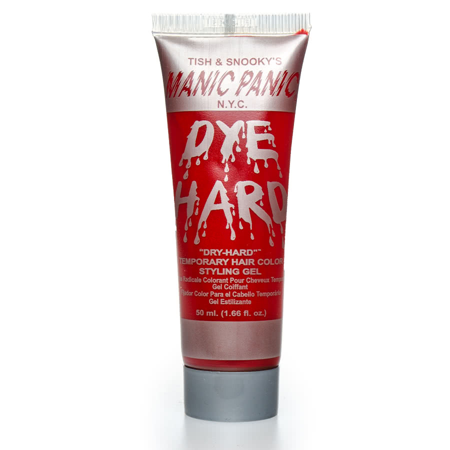 Manic Panic Dye Hard Colour Styling Gel (Vampire Red)
