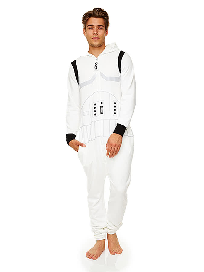 Star Wars Stormtrooper Onesie (White)