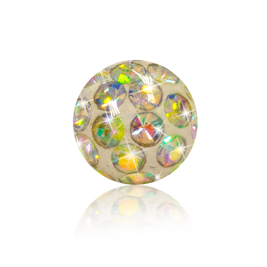 Blue Banana 5mm Glitter Ball (AB)