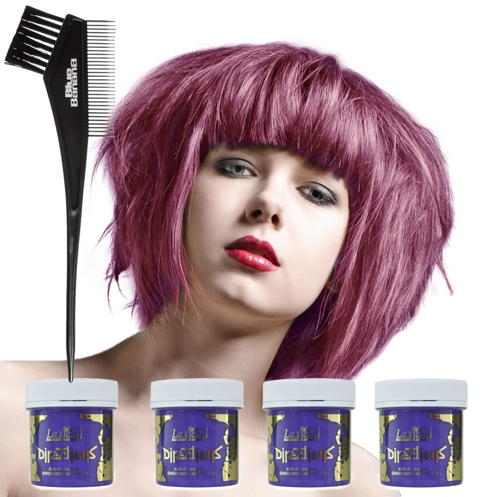 La Riche Directions Hair Dye 4 Pack (Lavender)