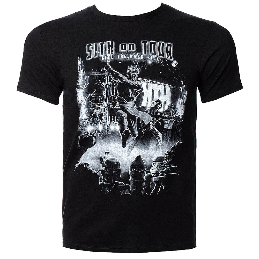 Star Wars From Hell T Shirt (Black)