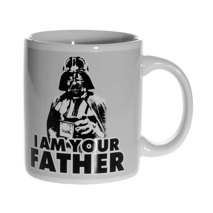 Star Wars I Am Your Father Mug (White)