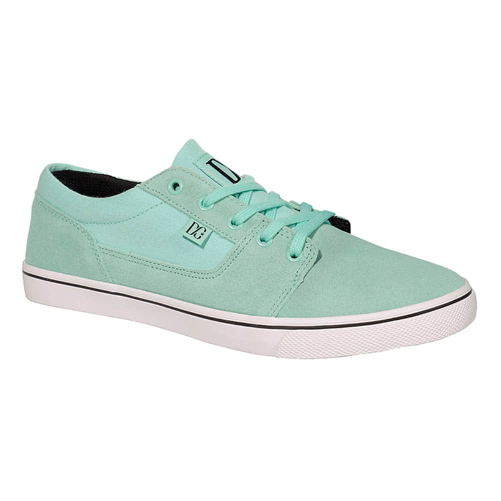 DC Shoes Bristol Trainers (Green)