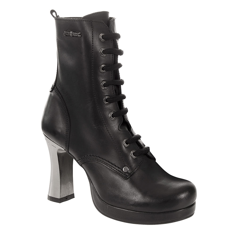 New Rock Boots Style 5831 (Black)