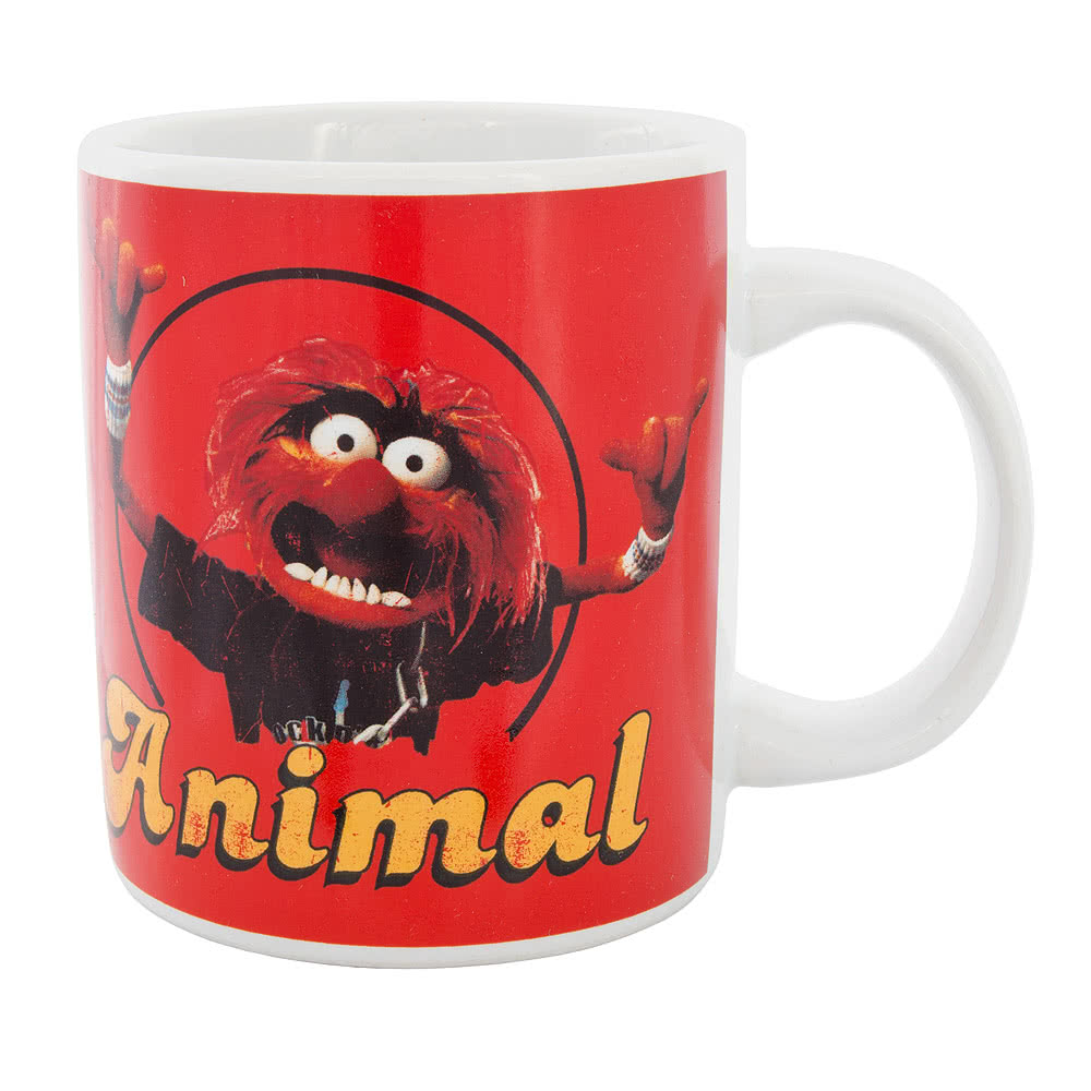 The Muppets Animal Mug (Red)