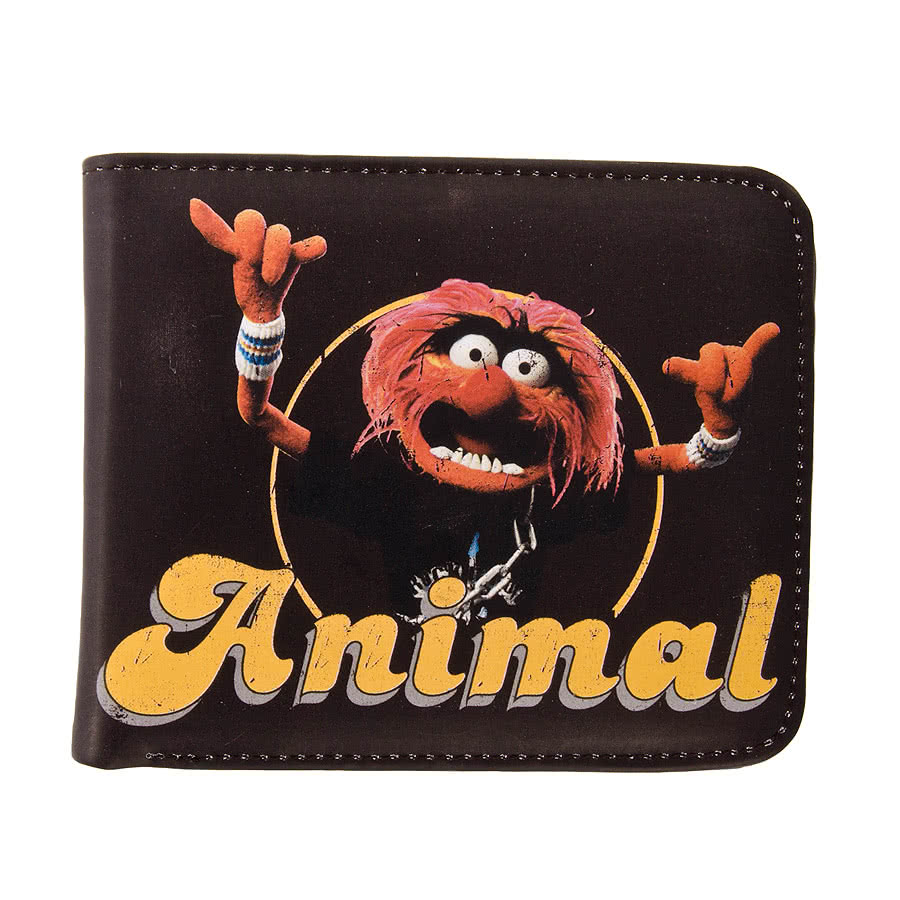 The Muppets Animal Wallet (Brown)