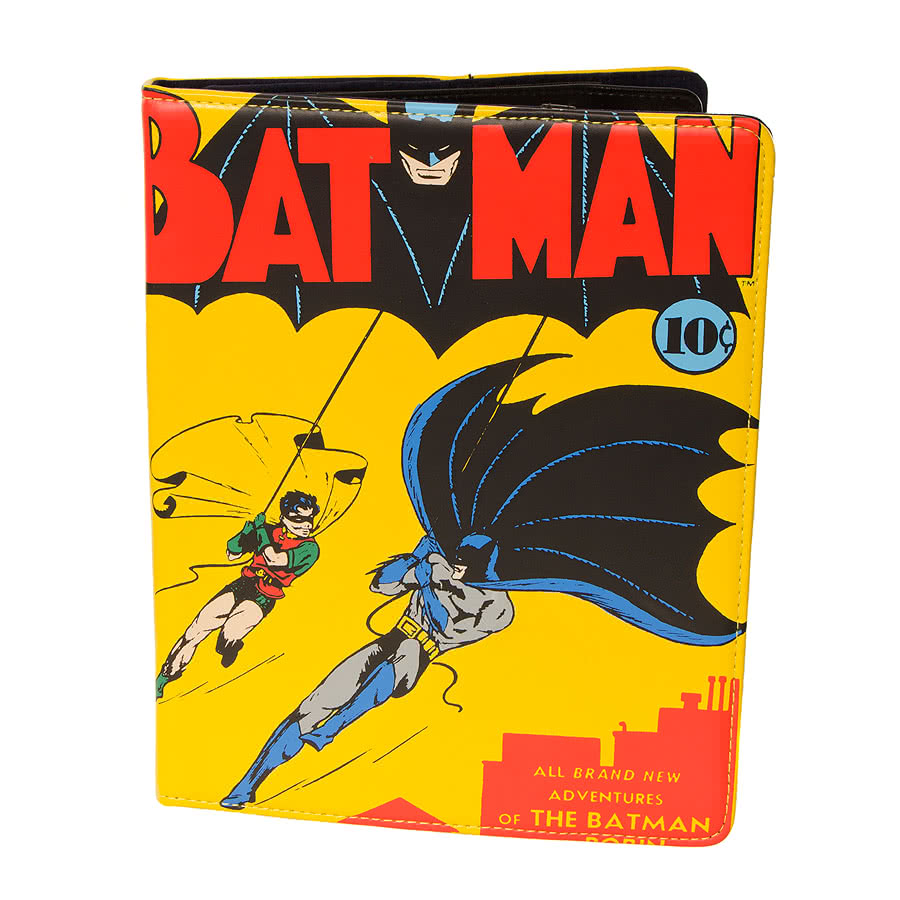 DC Comics Batman Cover iPad Case (Yellow)