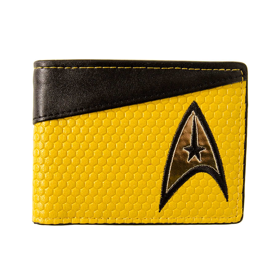 Star Trek Wallet (Yellow)