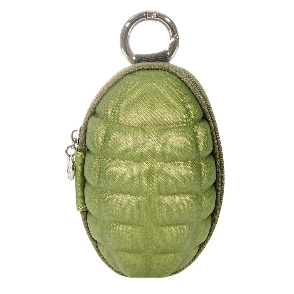 Blue Banana Grenade Purse (Green)