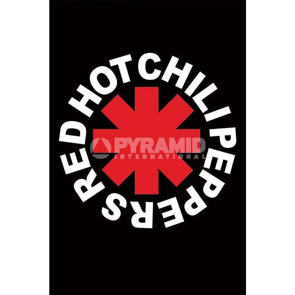 Red Hot Chili Peppers Logo Poster