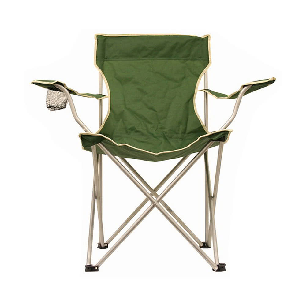 Blue Banana Foldable Festival Chair (Green)