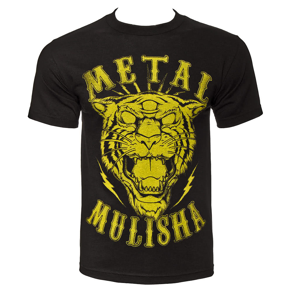 Metal Mulisha El Tigre T Shirt (Black)