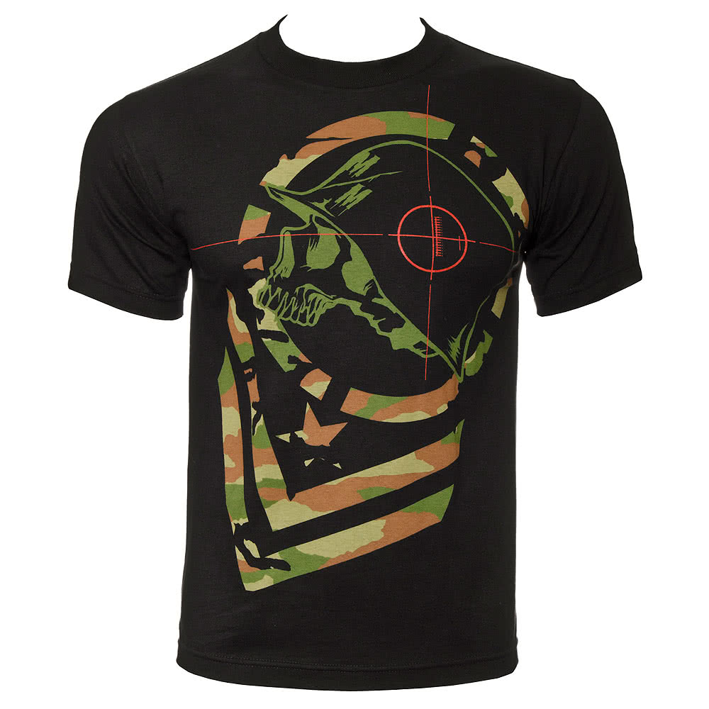 Metal Mulisha Covert T Shirt (Black)