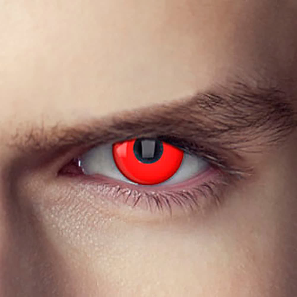 EDIT 1 Year Terminator Coloured Contact Lenses (Cyborg Assassin)