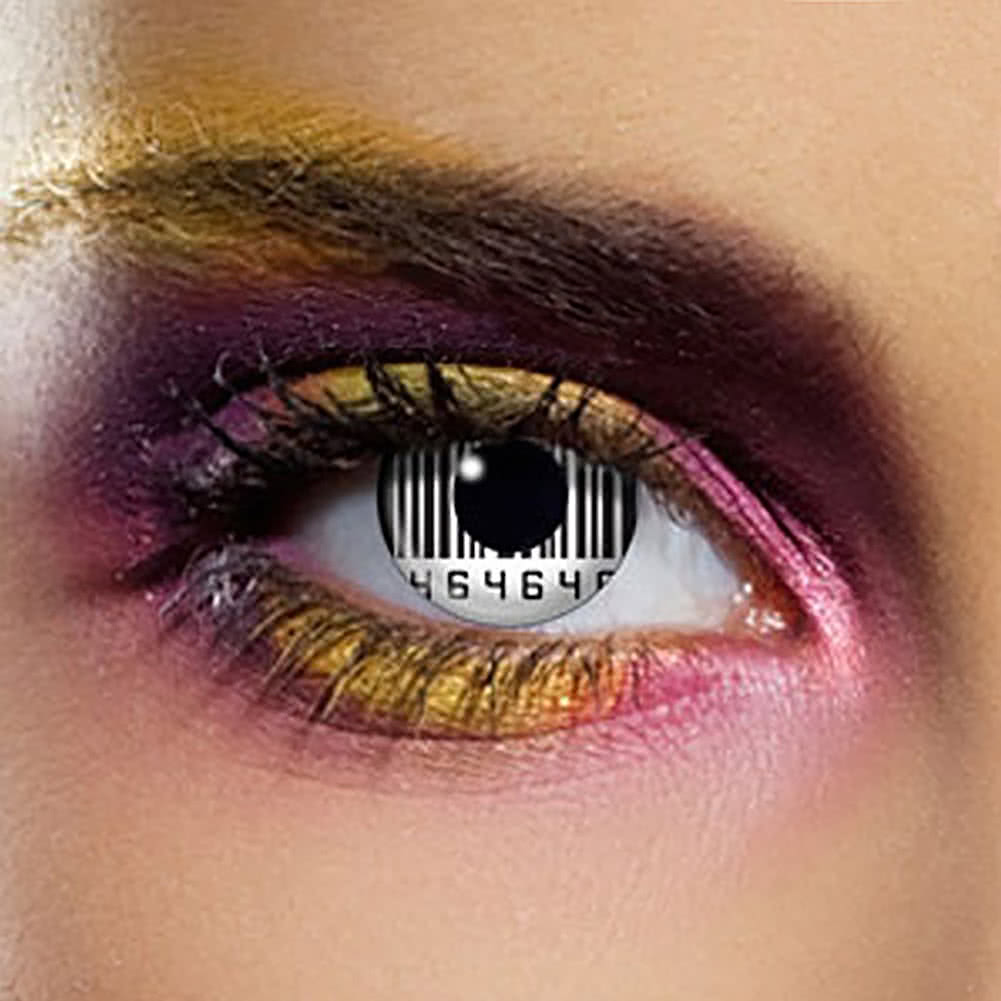 EDIT 90 Day Coloured Contact Lenses (Barcode)