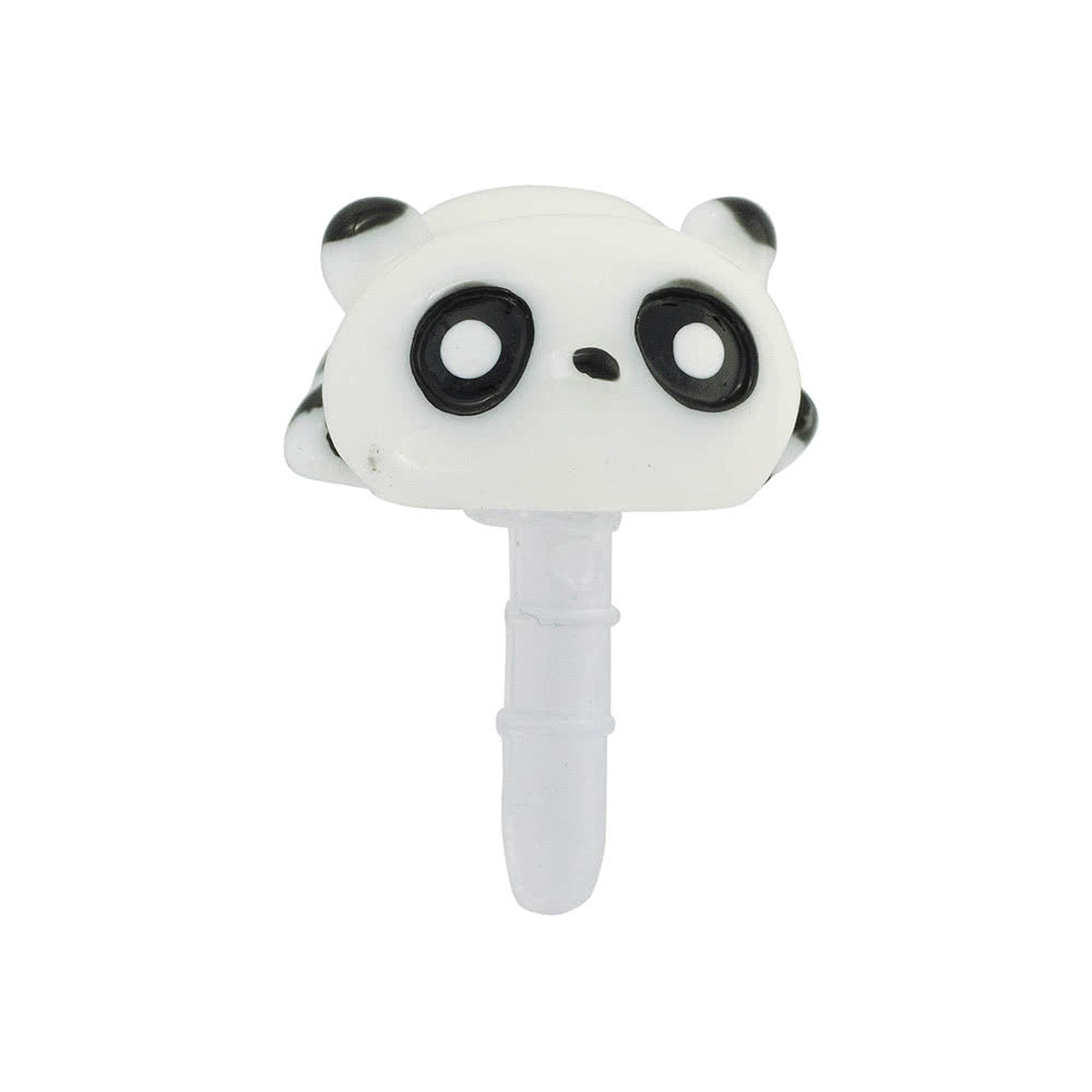 Blue Banana Panda Charm (Small)