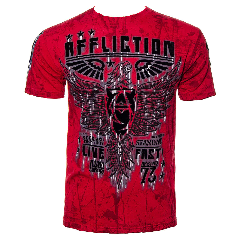 Affliction clothing stores