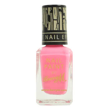 Barry M Instant Effects Crackle Nail Paint (Pink)