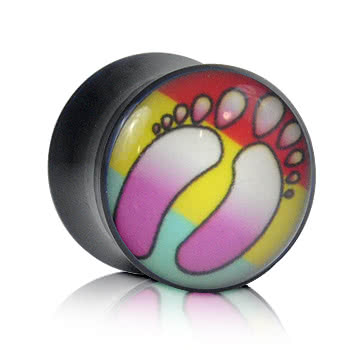 Ikon Feet Plug (Multi-Coloured)