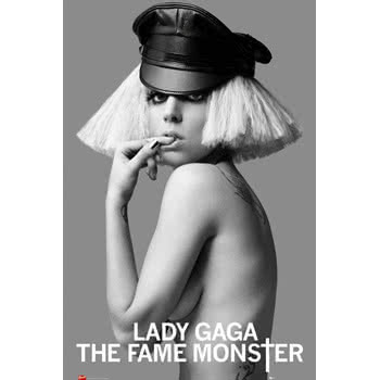 Lady Gaga The Fame Monster Poster