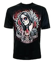 Spiral Direct Muertos Dias T Shirt (Black)