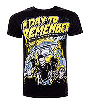 A Day To Remember Garage T Shirt (Black)