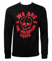 Fall Out Boy Poisoned Youth Sweatshirt (Black)