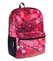 Mojo Cherry Blossom Backpack (Pink)