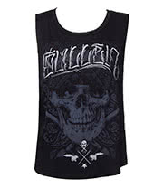 Sullen Angels Hard Vest (Black)