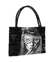 Sullen Angels Catrina Handbag (Black)
