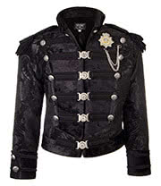 Shrine of Hollywood Dominion Jacket (Black)