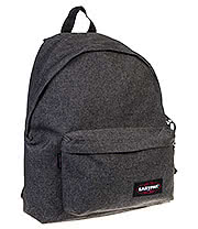 Eastpak Packer Black Denim Backpack