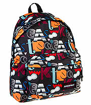 Eastpak Packer Font Colours Backpack