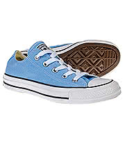 Converse All Stars Ox Shoes (Blue Sky)