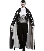 Dracula Fancy Dress Costume