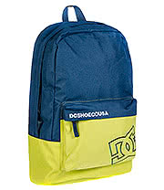 DC Shoes Bunker CB Backpack (Blue/Green)