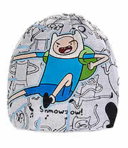 Adventure Time Shmowzow Reversible Beanie