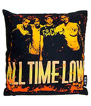 All Time Low Metal Finger Cushion (40cm x 40cm)