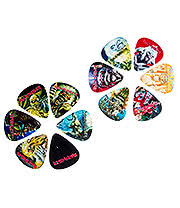 Iron Maiden Guitar Picks (12 Pack)