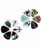 Pink Floyd Guitar Picks (12 Pack)