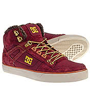 DC Shoes Spartan Hi WC Boot (Brown/Wheat)