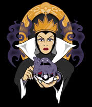 B C Art Designs Evil Queen