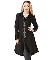 Jawbreaker C Lock Coat (Black)