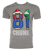 Chunk Clothing Gamer 81 T Shirt (Grey)