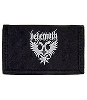 Behemoth Eagle Wallet (Black)