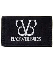 Black Veil Brides Logo Wallet (Black)