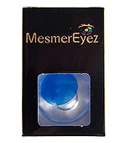 MesmerEyez 1 Day Blind Contact Lenses (Blue)