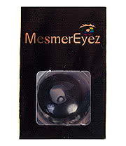 MesmerEyez 1 Day Mini Sclera Contact Lenses (Black)