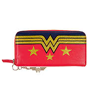 DC Comics Wonder Woman Purse (Red)